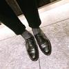 月曜日と本日の革靴 ロイドフットウェア Vシリーズ