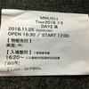 minus(-)札幌ライブ2日目終了