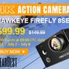 GearBest 7月2日~7月8日の週間セール 新発売アクションカメラ「Hawkeye Firefly 8SE」が33%OFFの11,375円!