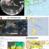 【台風4号の卵】日本の南西には台風の卵である熱帯低気圧(TD04W)が存在!今のところ台風4号にはならずに中国大陸に向かうコースが有力!?気象庁・米軍・ヨーロッパの進路予想は?