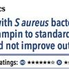 ACPJC:治療 成人の黄色ブドウ球菌菌血症で通常治療にリファンピシンを追加してもアウトカムは改善しない