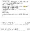 【9月運営報告】9/13ブログ&Twitter開設!やったことと起きたこと
