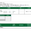 本日の株式トレード報告R1,12,11