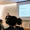 オーガニックコットンセミナー2017レポート (1) REMEI CEO ヘルムートさんのお話