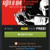 humbleストアで「Killer is Dead - Nightmare Edition」が期間限定で無料配布、日本語音声・字幕とも両対応