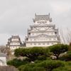 【kogasanaの写真素材集】姫路城全体(拡大版)