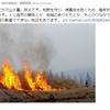 『野焼き』と『放火』は全く別物ですが稀に野焼きのつもりが放火になることもあり