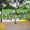 【静岡・静岡市】美保の松原 松×富士山×海の贅沢旅行