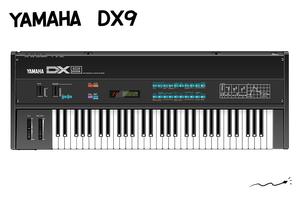 YAMAHA DX9〜 【シンセサイザーのフロンティア〜ヘンテコなシンセたち】Episode 1