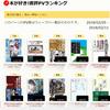 本が好き!書評PVランキング 18/02/05 - 18/02/11 #本が好き #書評 #ランキング