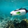 釣り場の状況確認などで大活躍する話題の水中ドローン「BW Space Pro」
