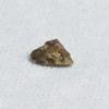 口から石。フロスをしていたら黒い歯石が飛び出てきた