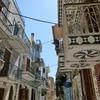 【ギリシャ旅行記】2:ヒオス島内のビザンティン教会と、ピルギ村・メスタ村の観光