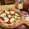 総務省のピザと吉野町の刺身