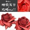 佐藤ローズの「地盤沈下」を攻略せよ! 〜剣弁高芯咲きのバラで解説〜
