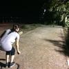 ラオスで人気の「ペタング」というスポーツ。大学生が好きそう