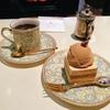 松本駅前 珈琲美学アベ サイドオーダーが選べるモーニング、巨大なモカパフェが有名な老舗喫茶店