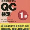 QC検定1級問題:024