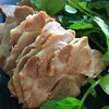 塩麹漬け蒸し豚〜大自然で過ごす週末