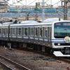 回9338Hなど in松戸-金町・松戸車両センター付近