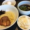 朝ラー 煮干しつけそば@札幌Fuji屋 2020ラーメン#25