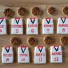 ミニバス卒団式に6年生ママから贈るアイシングクッキープチGift♡