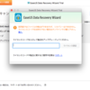 EaseUS Data Recovery Wizardを使ってみた話