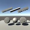 【Unity】3Dオブジェクトをボクセル化できる「unity-voxelizer」紹介