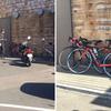 ロードバイクで宇治にある人気のパン屋【たま木亭】へ、妻の愛車の平地チェック。