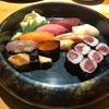 シンシナティの日本食 Miyoshi … 上寿司にはつぶ貝も握られていて最高に美味しいです!