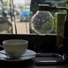 あんまり暑いと、コーヒーの味わいも変わるのか