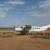 """ケニアひとり旅⑪【小さな飛行機で野生動物の宝庫""""マサイマラ""""へ】"""