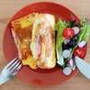 とろとろチーズのクロックムッシュで優雅な朝食を【レシピ】