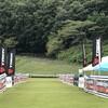 茨城シクロクロス開幕戦・城里町うぐいすの里ステージレースMC