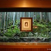 京都八瀬に行った。ルイ・イカール美術館と瑠璃光院