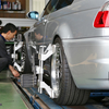 3Dアライメント調整@BMW E46M3