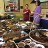 ミャンマー料理の数々