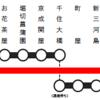 京成電車はどこの駅まで先行するか