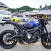 XSR900 ウッディー京北に再挑戦。