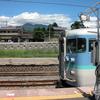 この1枚から 真夏の小淵沢駅