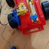 中1息子くんと小4理科の学校教材をラジコンに改造して遊んだ