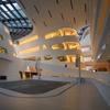 【旅行記】ウィーン ザハ・ハディド設計のアンビルドな建築を訪問 ウィーン経済大学
