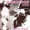 John Cale - Sabotage/Live