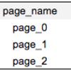 アクセスカウンタのデータベース設計