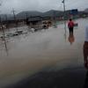 岡山県倉敷市真備町 冠水…再度現地へ