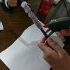 ハリーポッター魔法の杖制作を頑張ってみた(part 2)