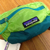 Patagonia LIGHT WEIGHT TRAVEL MINI HIP PACK 1Lを買ってみた
