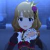 ミリシタ フェス限の桃子「おいしく召し上がれ…♡」が引けました