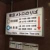 営団地下鉄のサインシステム