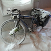 北海道 厳冬期自転車ツーリングの持ち物(ウェア以外)